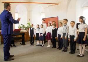 В хоровую детскую студию объявлен набор